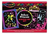 Melissa & Doug Deluxe Princess Scratch Art Set