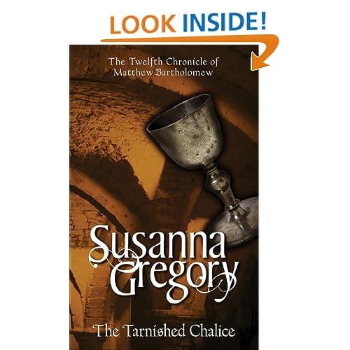 The Tarnished Chalice (Matthew Bartholomew Chronicles)