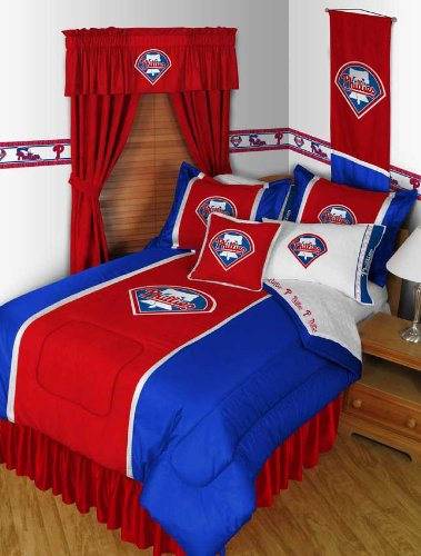 Baseball Bedding Twin 6320 front