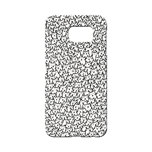 BLUEDIO Designer 3D Printed Back case cover for Samsung Galaxy S6 - G3476