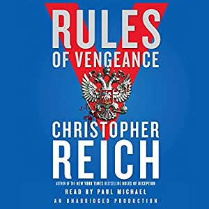 Rules of Vengeance Hörbuch