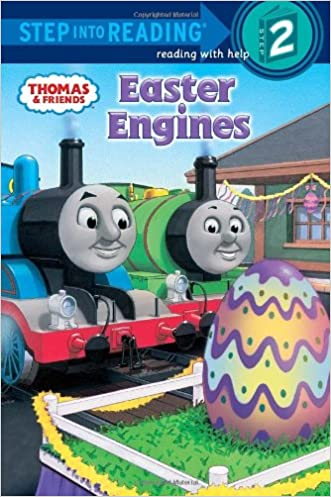 Easter Engines (Thomas & Friends) (Step into Reading) written by Rev. W. Awdry