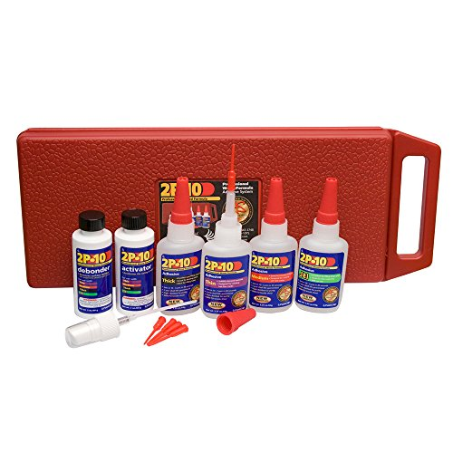 2-P10 Adhesive Kit (Ca Glue compare prices)