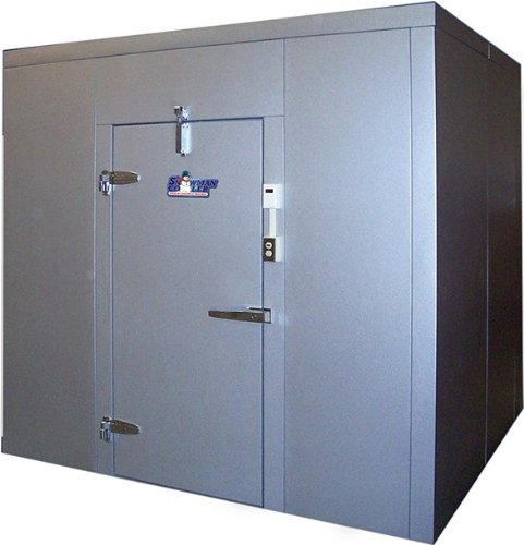 Snowman Cooler 10' X 10' X 8' Outdoor Cooler, No Refrigeration