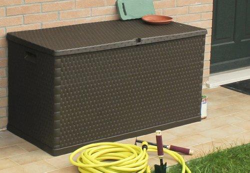 Toomax art162col baule multibox rattan line 120x57x63 - Ikea ordini on line ...