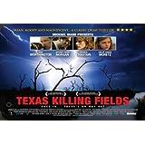 Texas Killing Fields Ver3 pelicula metal poster cartel hojalata signo 20x30cm