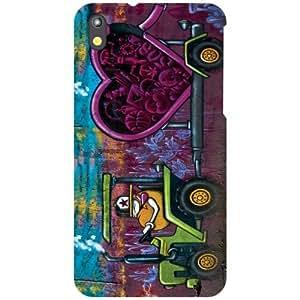 HTC Desire 816 Back Cover - Scenic Designer Cases