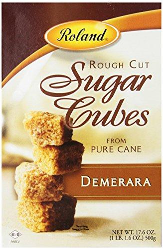 Roland-Rough-Cut-Demerara-Sugar-Cubes-176-Ounce-Boxes-Pack-of-6