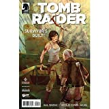 Gail Simone Tomb Raider #1 (RARE FP Variant, Gail Simone, PS3, Crystal Dynamics, Dark Horse Comics) 1st Print