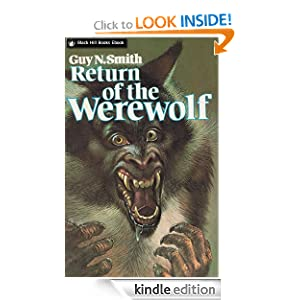 Return of the Werewolf (Werewolf Series) Guy N Smith