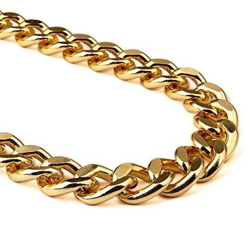 macys-mens-big-size-gold-finish-thick-hip-hop-kette-armband-miami-cuban-halskette