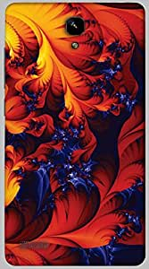 Timpax protective Armor Hard Bumper Back Case Cover. Multicolor printed on 3 Dimensional case with latest & finest graphic design art. Compatible with only Xiaomi Red Mi Note. Design No :TDZ-21211