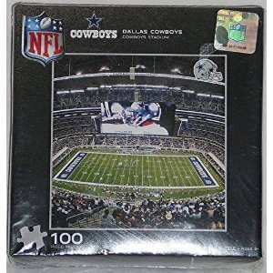 "Dallas Cowboys ""Cowboys Stadium"" 100 Piece Puzzle"