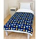 Childrens/Kids Boys Toy Story 3 Fleece Blanket/Bed Throw