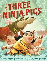 The Three Ninja Pigs