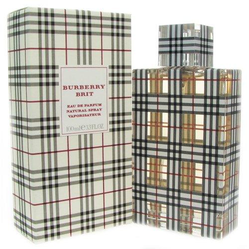 Burberry Brit By Burberry For Women, Eau De Parfum Spray 3.3-Ounces