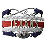 Houston Texans Bracelet - Houston Texans Jewelry & Perfect Gift