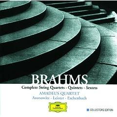 Brahms: String Quintet No.1 in F, Op.88 - 1. Allegro non troppo, ma con brio