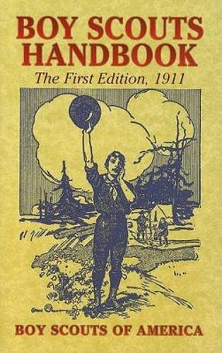 Boy Scouts Handbook: The First Edition, 1911 (Dover Books on Americana) (Building 1911 compare prices)