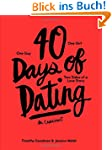 40 Days of Dating: The Book