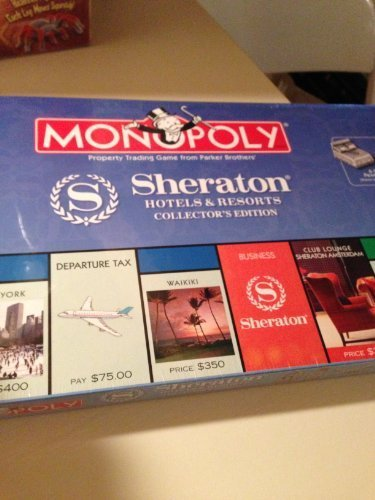 monopoly-sheraton-hotels-resorts-collectors-edition-by-parker-brothers