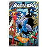 Batman (The Brave and the Bold) Art Poster Print