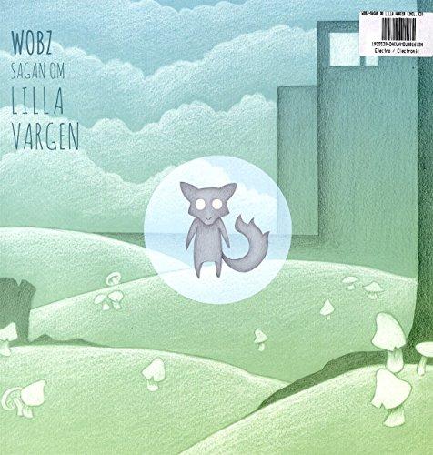 Sagan Om Lilla Vargen (12'' Vinyl+CD)