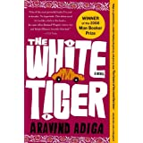 The White Tiger: A Novelby Aravind Adiga