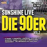 sunshine live -Die 90er- Vol. 2