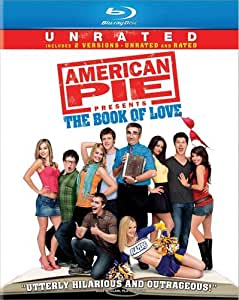 American Pie Presents: The Book of Love [Blu-ray]