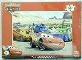 Disney Pixar Cars: 50pc puzzle - Racing in the desert