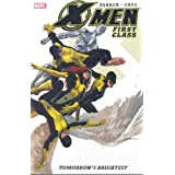 X-Men: First Class : Tomorrows Brightest by Jeff Parker and Roger Cruz  (Dec 5, 2007) - Bargain Price