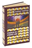 Starship Troopers and Stranger in a Strange Land, Leatherbound Edition