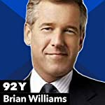 Brian Williams with Jonathan Tisch | Brian Williams