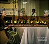 Teatime at the Savoy