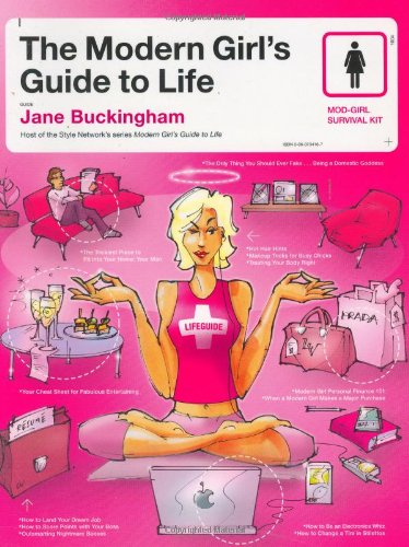 The Modern Girl'S Guide To Life front-563985