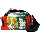 Lifeline Team Sports Coach First Aid Kit - 133 Pieces