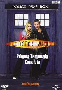 Doctor Who - 1ª Temporada (Import Dvd) (2009) David Tennant; Matt Smith; Chris