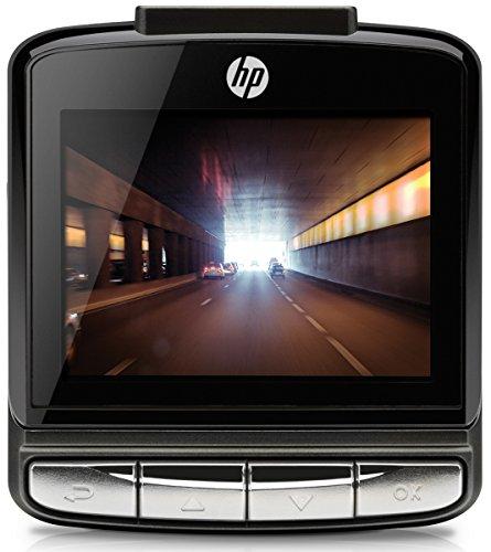 【正規輸入品】 HP(ヒューレット・パッカード) ドライブレコーダー 2.4インチ カラーTFT液晶 広角156° f520g