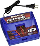 Traxxas TRA2970 2970 EZ-Peak Plus 4-Amp NiMH/LiPo Fast Charger with ID Auto Battery Identification Vehicle