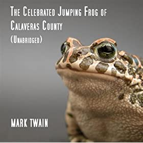 Amazon.com: The Celebrated Jumping Frog of Calaveras