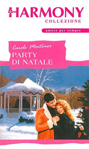 Carole Mortimer - Party di Natale