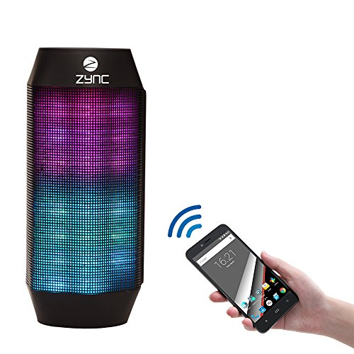 Zync K20 Bluetooth Speaker (with 4400mAh power Bank)