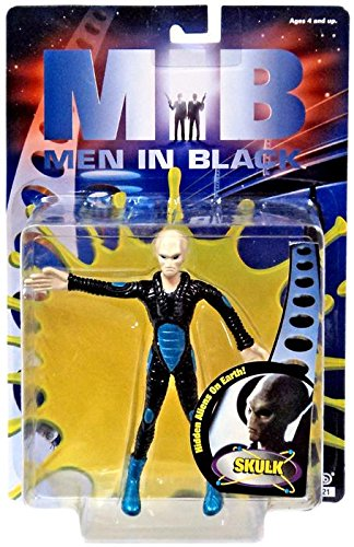 Men in Black movie Skulk action figure - 1