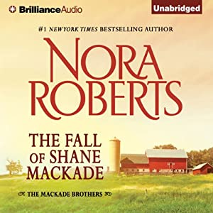 The Fall of Shane MacKade Audiobook