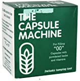 """Capsule Connection, CAPSULE FILLER MACHINE FOR SIZE """"00"""""""