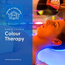 Colour Therapy Audiobook by  Centre of Excellence Narrated by Jane Branch