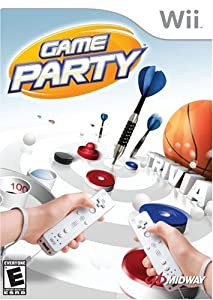 Game Party - Nintendo Wii