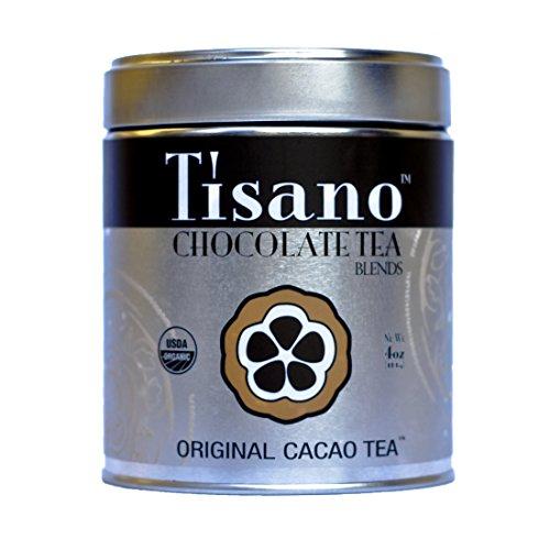 Tisano Organic Chocolate Tea (6Ct. / Case)