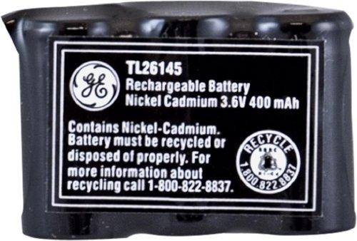Ge 26145 3.6V 400Mah Universal Battery